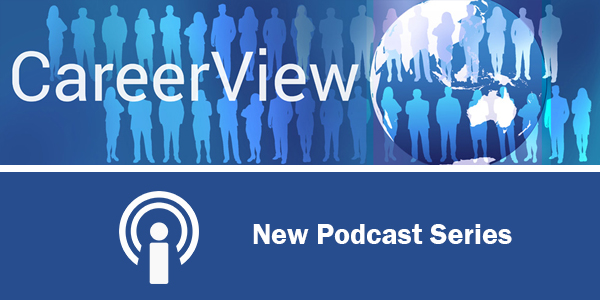 Tune in to the latest podcast series on career development and leadership