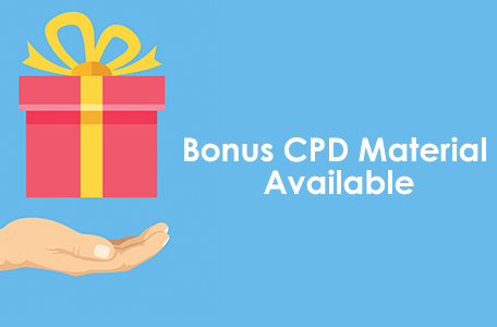 A range of bonus CPD material is now available online!
