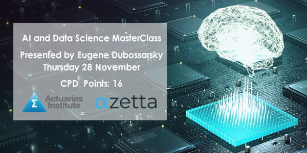 "<a href=""https://www.actuaries.asn.au/events/calendar?id=2497"">In partnership with AlphaZetta, the Actuaries Institute is offering a one-day MasterClass - register now! </a>"