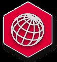 GlobeIconPINK