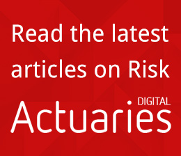 Read about Risk on Actuaries Digital