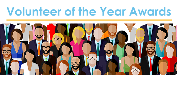 Call for nominations for the Volunteer of the Year awards are now open. Nominate an outstanding Volunteer to help recognise their contribution.